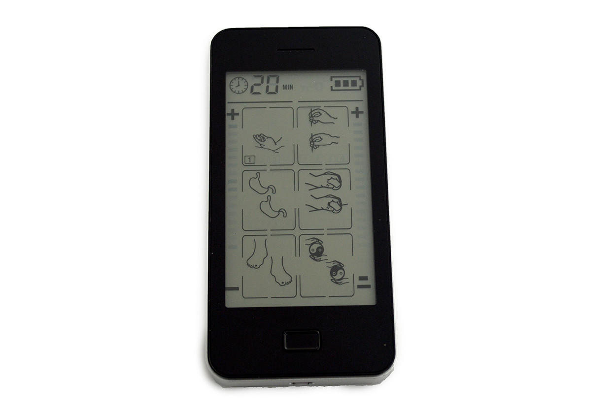 Domas dual port touch screen tens factory price for aged-2