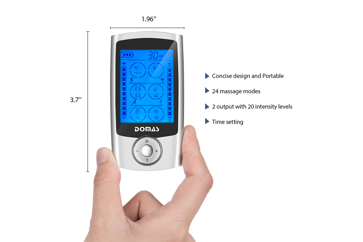 Domas Latest transcutaneous electrical nerve stimulation for sale Supply for household-4