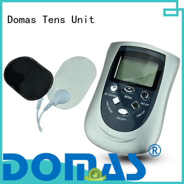 Domas device classic tens machine design for aged