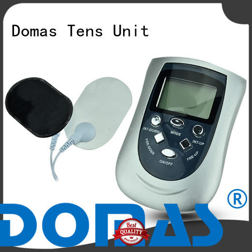 Domas electric pulse massager for aged