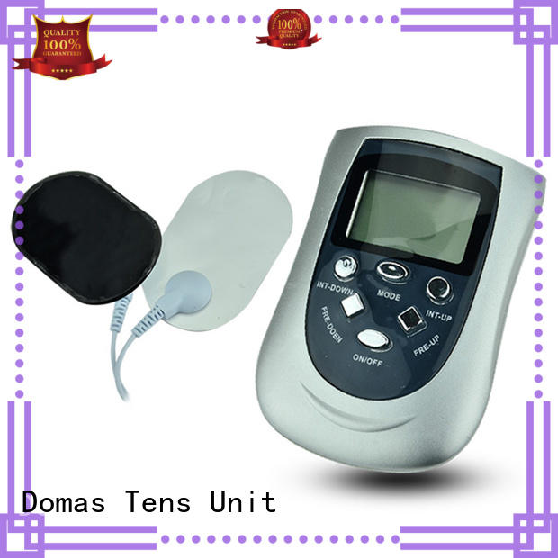 body rechargeable powerful tens device device Domas Brand