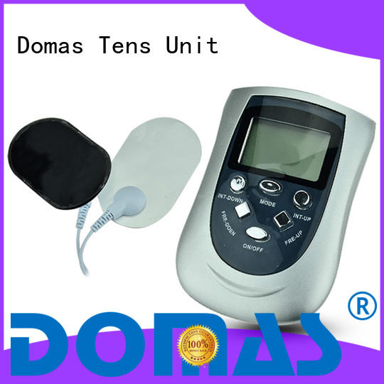 Domas rechargeable electronic pulse massager inquire now for adults