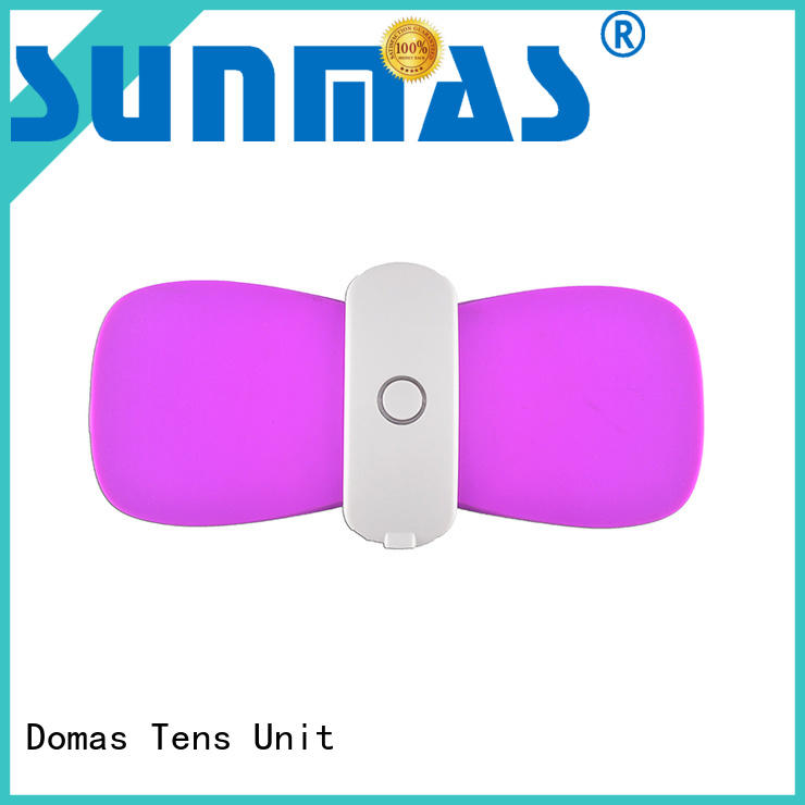 Domas device tens unit wireless for business for household