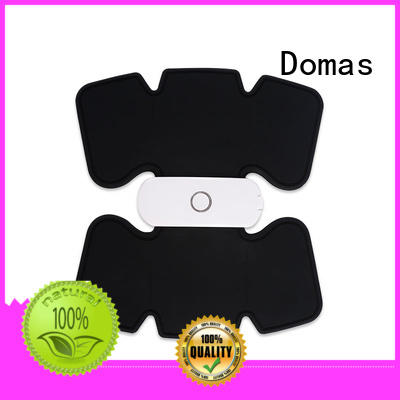 Domas durable electric abs muscle stimulator for business for household