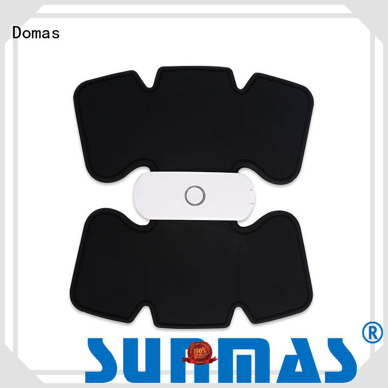 Domas Brand abs waist massager portable ab stimulator