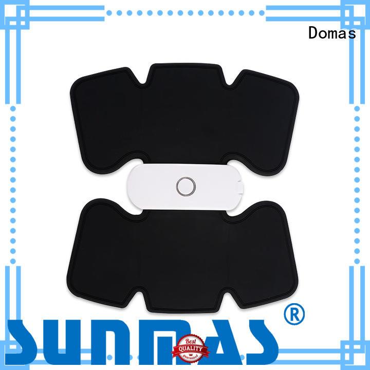 Wholesale silicon ab toner belt massager Domas Brand