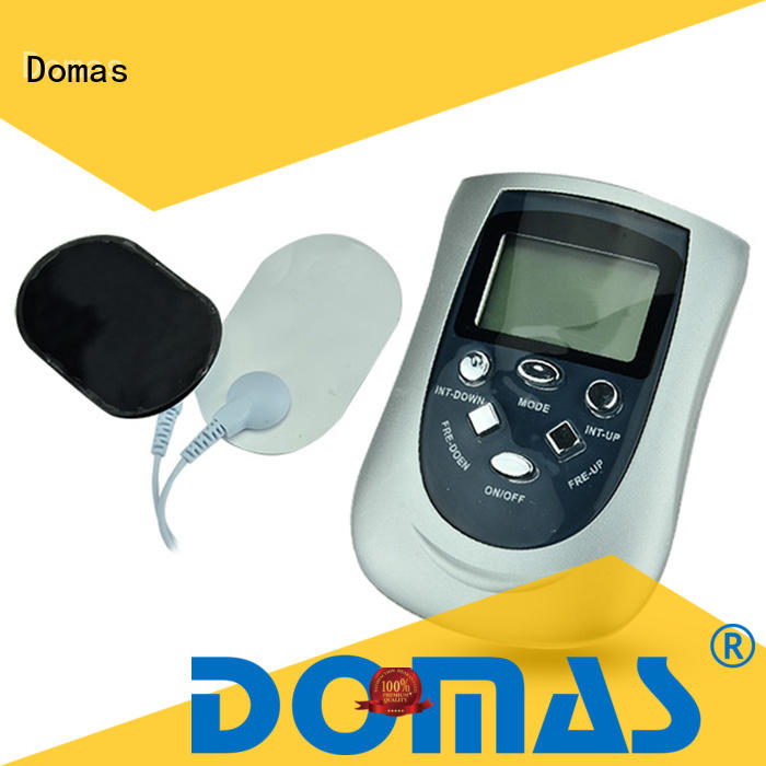 Domas auto off classic tens machine factory for adults