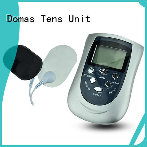 Domas device back pain treatment electrical stimulation manufacturers for aged