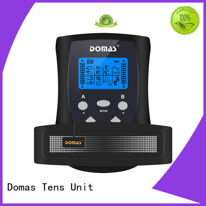 Domas bioelectrical electric muscle stimulation design for household