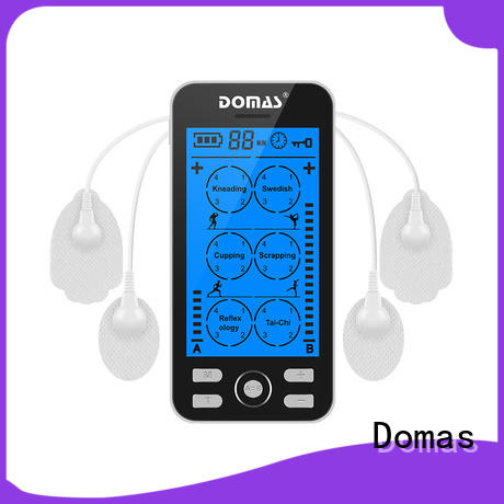 Domas multiple pocket therapist tens machine for business for home