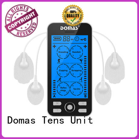 Domas massager tens pulse massager Suppliers for household