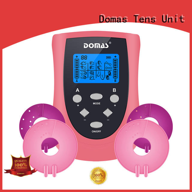 electronic pulse massager massager for aged Domas