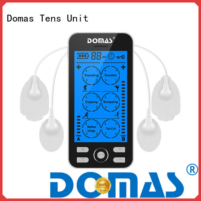 Domas multiple tens device design for household