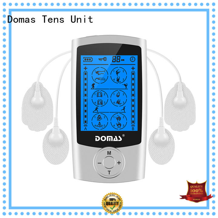 tens therapy device multiple screen tens device device Domas Brand