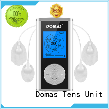 dual port breast tens unit design for adults Domas