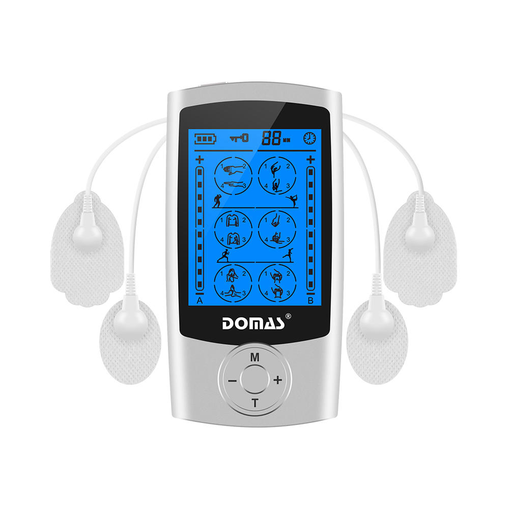 sm9910 multiple small auto-off rechargeable powerful tens pulse massager