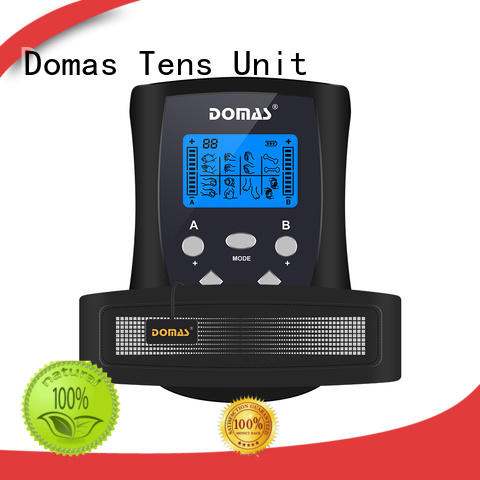 Domas electrode electric muscle stimulation with good price for outdoor