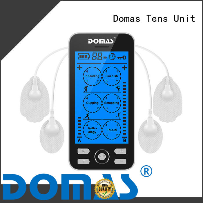 Domas portable pulse massager inquire now for aged