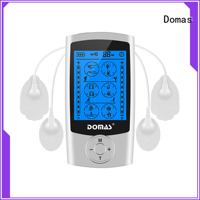 Domas Best care rehab tens unit Suppliers for aged