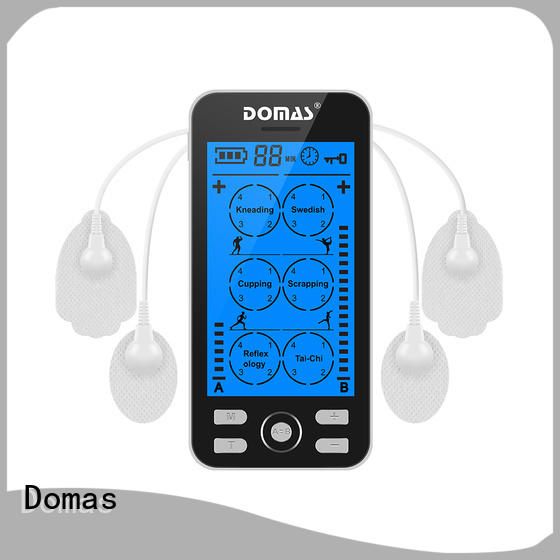 Domas device ten pain relief unit company for household