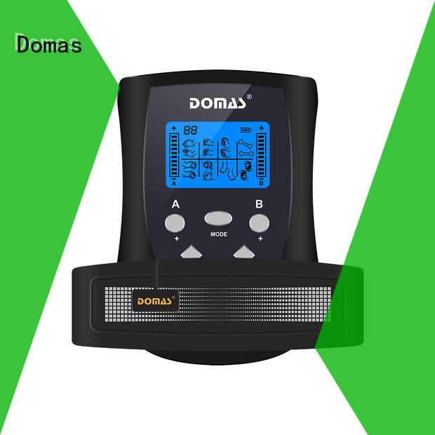 Domas toner pulse muscle stimulator for business for sports