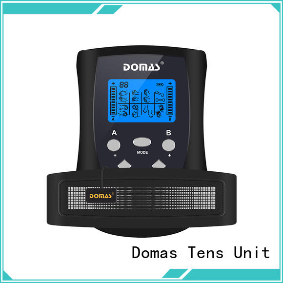 Domas Best muscle massager electronic pulse factory for outdoor