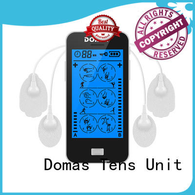 Domas nerve stimulate touch screen tens for adults