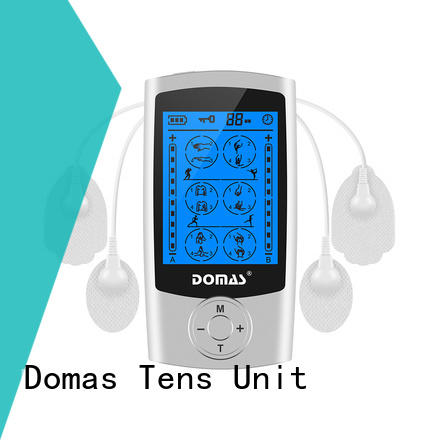 Domas rechargeable best tens therapy unit factory for adults