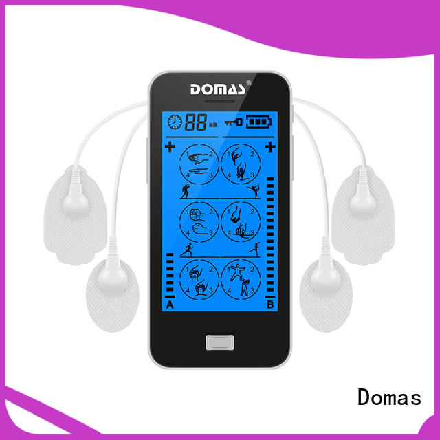 Domas Custom tens pain control manufacturers for aged