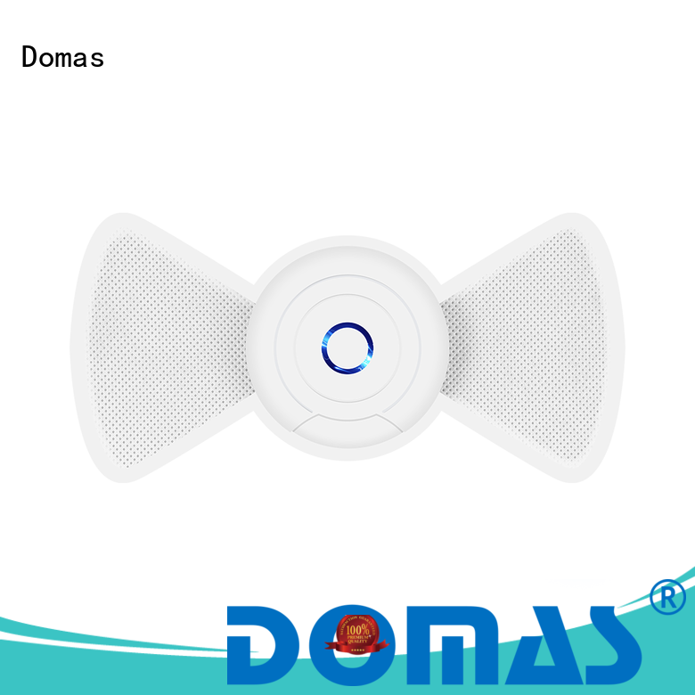 transcutaneous therapy app control OEM wireless tens unit Domas