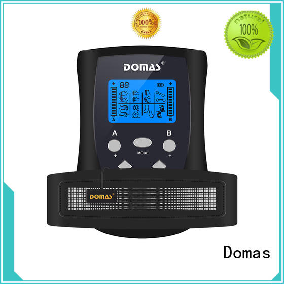 Domas bioelectrical ultimate abs stimulator design for outdoor