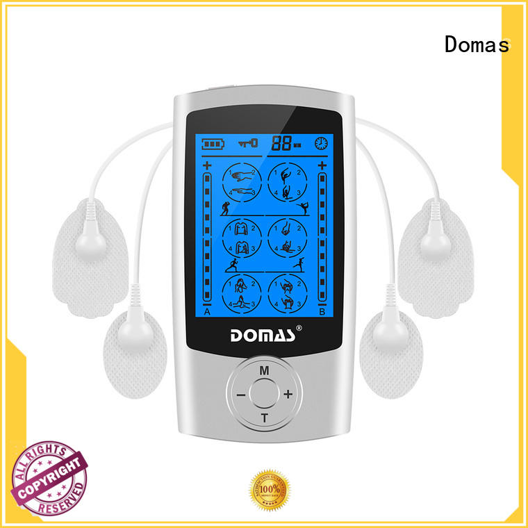 Domas portable classic tens machine design for aged