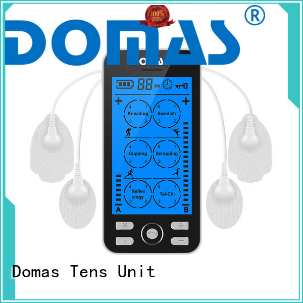 Domas durable pulse massager inquire now for aged