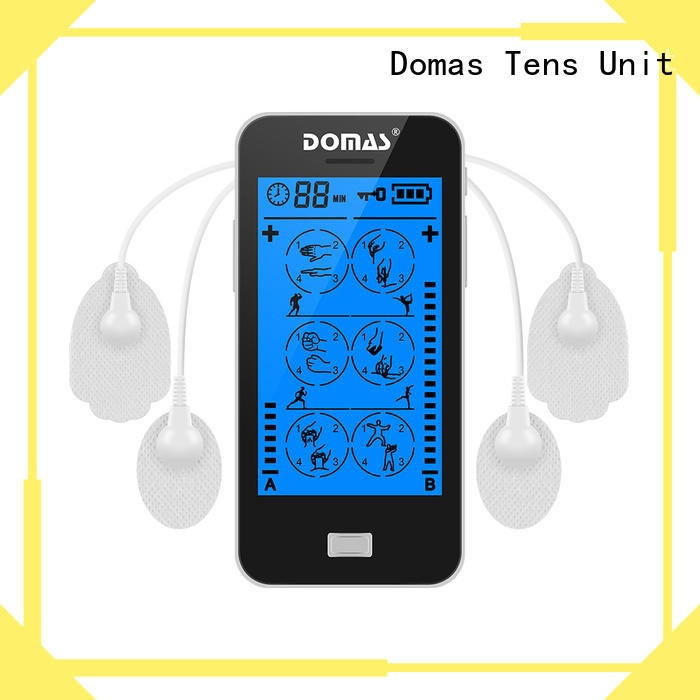 Domas Best tens electrical stimulation device factory price for home