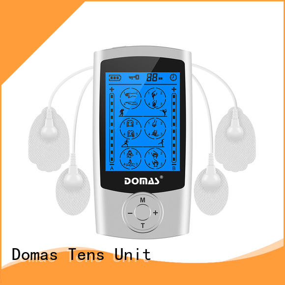 Domas massager care tens unit company for adults