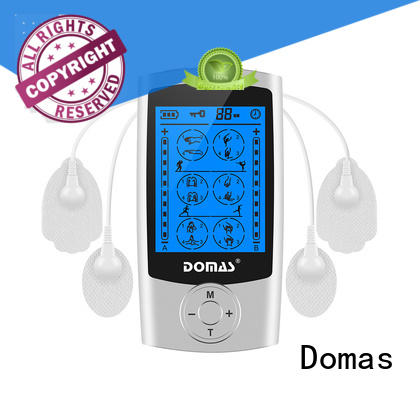 Domas small tens pain relief factory for aged