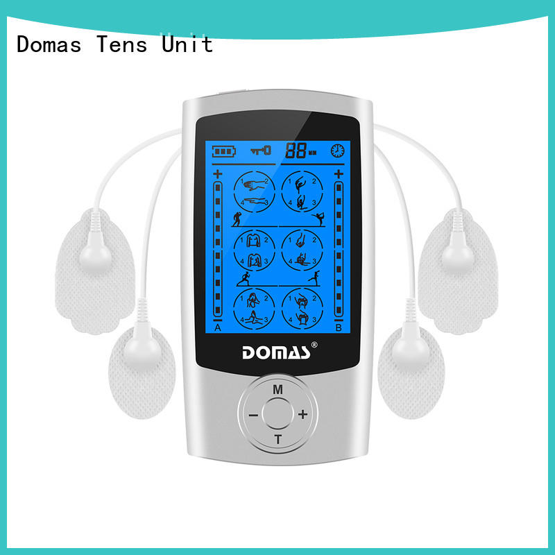 Domas Custom electrotherapy machine for back pain company for household