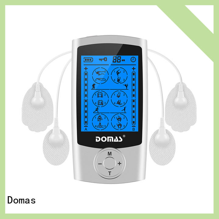 Domas Custom home electrical stimulation therapy company for adults