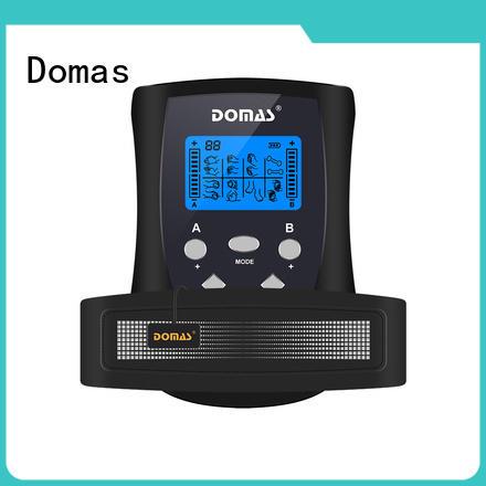 Domas silicon electronic pulse stimulator machine company for sports