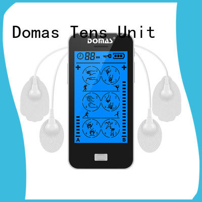 Domas massager touch screen tens unit company for aged