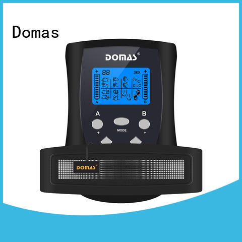 Domas polyester chiropractic stim therapy for outdoor
