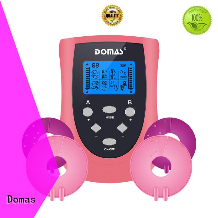 Domas independent digital pulse massager for household