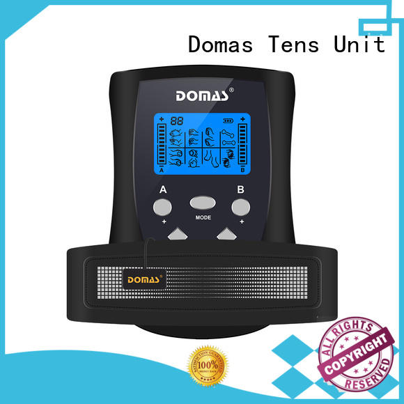 Domas silicon electric muscle stimulation factory for sports