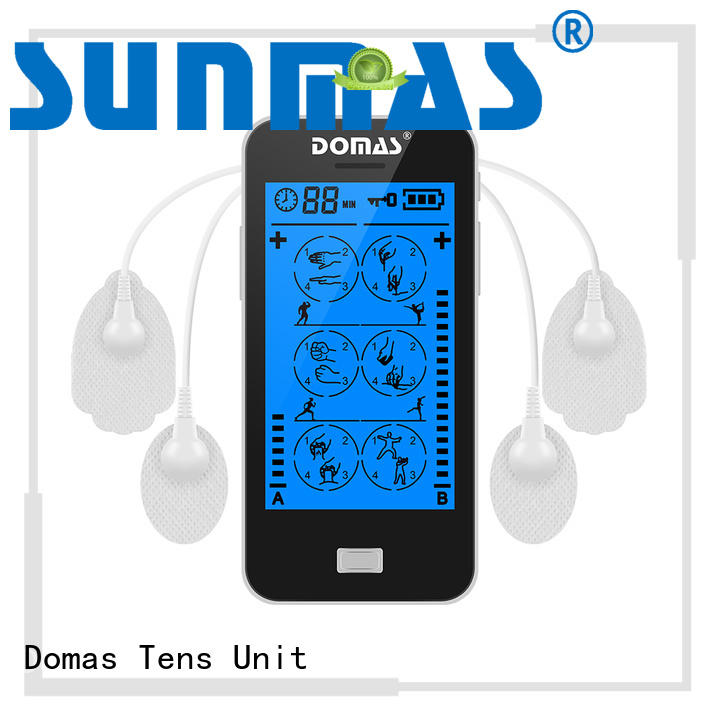 Domas medical touch tens machine factory price for home