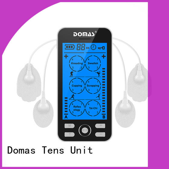 Domas medical electrical stimulation machine for home use manufacturers for aged