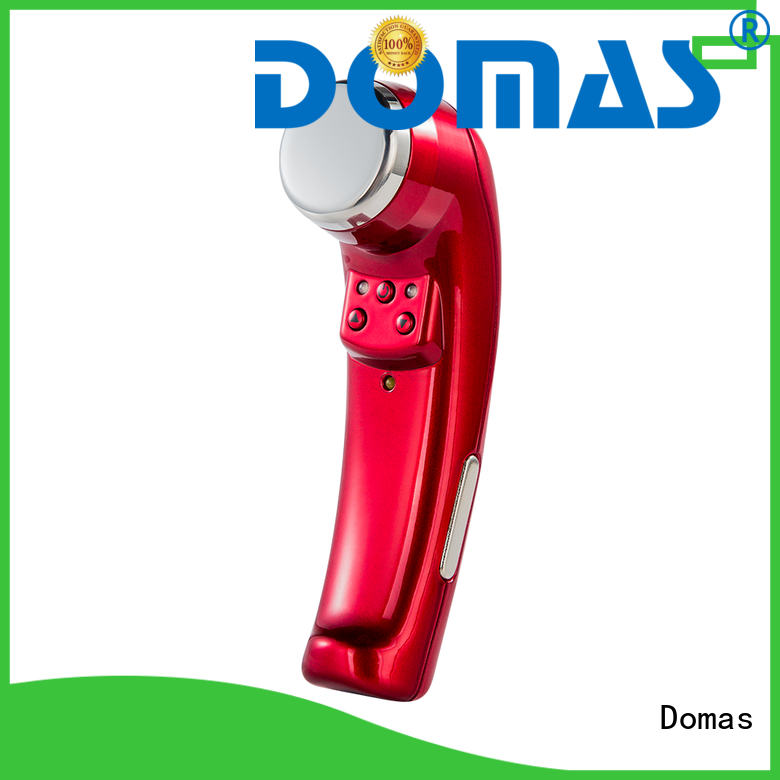 Domas stainless steel ultrasound facial customized for woman