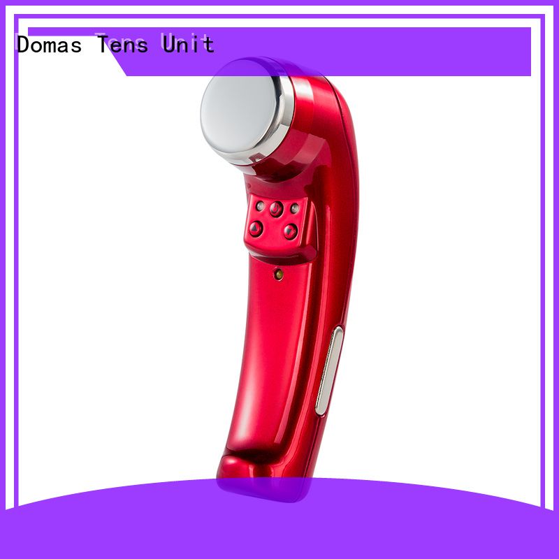 Domas lymphatic drainage laser skin tightening home device factory for home