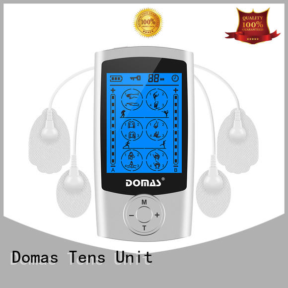 Domas multiple tens pain relief supplier for aged