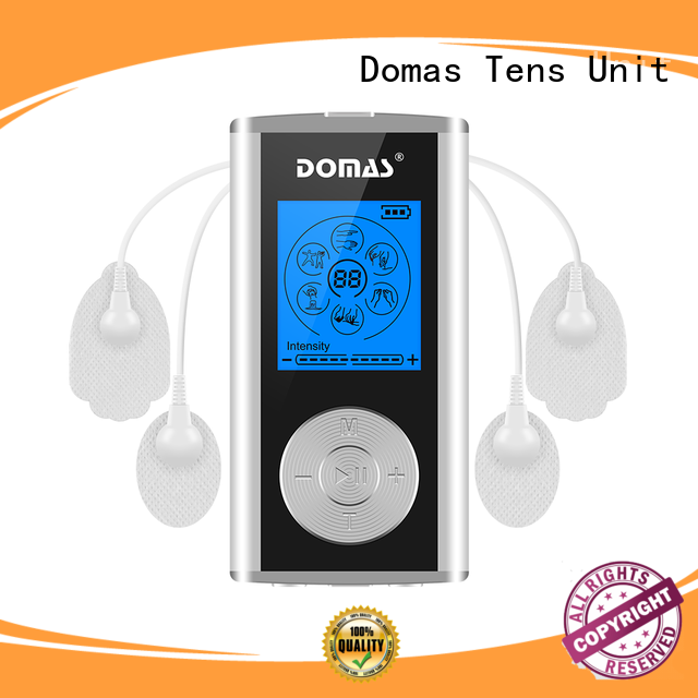 dual port pulse massager device for adults Domas