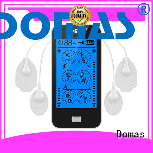 Domas independent touch tens machine supplier for adults